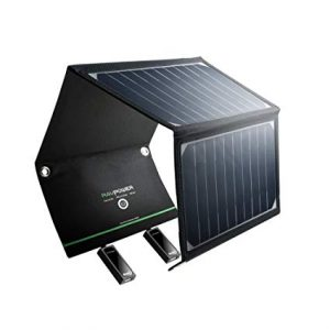 chargeur solaire RAVPower